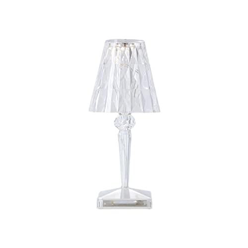 Lámpara de cristal decorativa moderna de la noche de noche de la lámpara de niños, usada en el estudio de la sala de estar de la sala de café Lámpara de escritorio LED decorativa