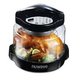 NuWave Oven Pro Plus with Nuwave Oven Carrying Case Customized Storage Bag from Nuwave