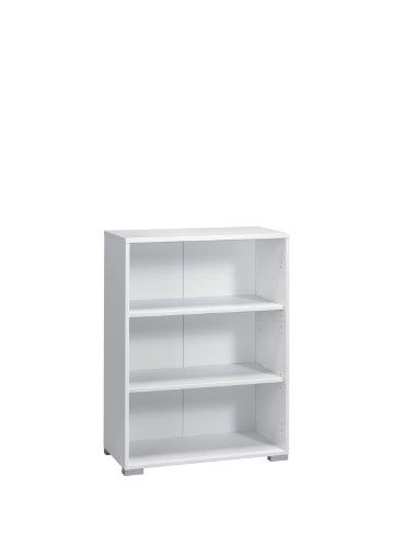 MAJA-Möbel 1727 5539 Aktenregal, Icy-weiß, Abmessungen BxHxT: 80 x 109,7 x 40 cm