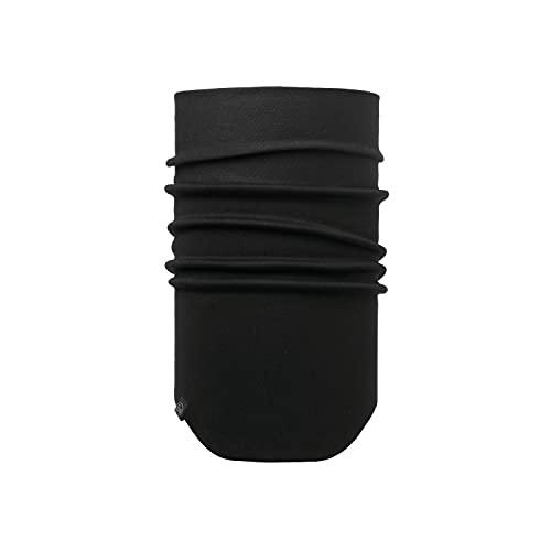 Buff - Scaldacollo antivento, da uomo, taglia unica, colore: nero