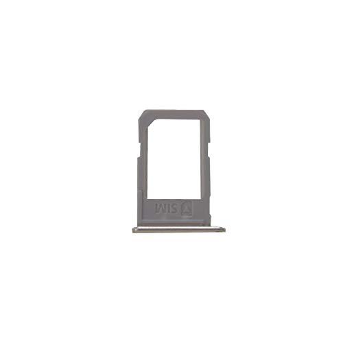 BEIJING  SIMSDCARDTRAY+ / Bandeja de Tarjeta SIM Galaxy S6 Edge + / G928 (Oro), Piezas de Repuesto para teléfonos Inteligentes (Color : Gold)
