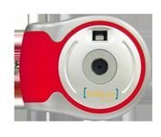 VuPoint Solutions DC-ST35R-VP 3-in-1 Digital Camera