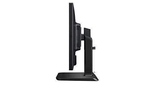 LG 24BK550Y-B 60,45cm 23,8Zoll LED LCD AH-IPS TFT 1.920x1.080 Pivot 16:9 1000:1 250cd 5ms analog DP1.2 HDMI DVI-D USB 2x1,2W schwarz