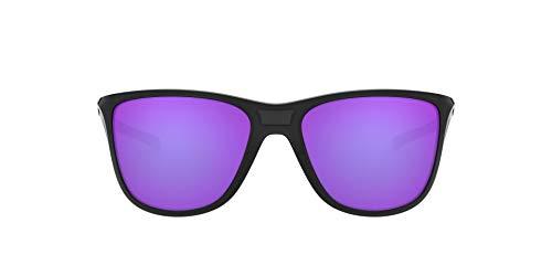 Oakley Reverie Gafas de sol, Black Ink, 55 para Mujer
