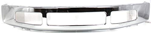 Evan-Fischer Front Bumper Compatible with 2008-2010 Ford F-250 Super Duty/F-350...