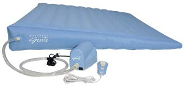 Contour Products Incline Sleep System Bed Wedge Blue King