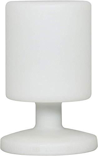 Ranex 10.068.38 - Lámpara de mesa LED – Batería –3 W- Plástico – Apta para exterior (5000.472)