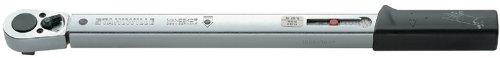 Stahlwille mechanischer Drehmomentschlüssel mit fest eingebauter Knarre Größe 5, 6-50 Nm, 721/5