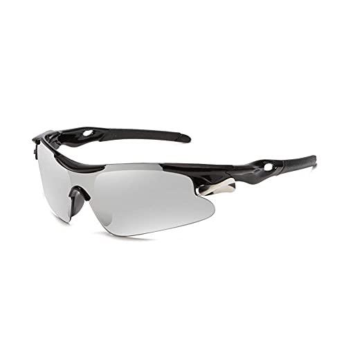 CYGG Deportes hombres gafas de sol road bicicleta gafas montaña ciclismo montando protección gafas gafas de gafas mtb gafas de sol