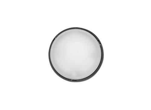 Fenoplástica - Aplique de Pared 7100 N, E27, 100 watts, Negro