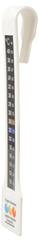 LCR Hallcrest Baby Cot Thermometer (White)