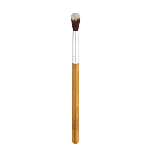 MEIYY Pinceau de maquillage 1Pcs Eyeshadows Makeup Brushes Bamboo Handle Synthetic Fiber Eyeshadow Brushes High Light Concealer Make Up Brush Beauty