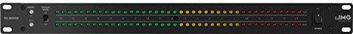 IMG STAGELINE VU-800/SW Audio-dB-Anzeige schwarz