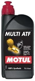 Motul MULTI ATF (100% Synthetic) Gear and Transmission Oil