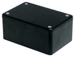 Enclosures, Boxes, & Cases 4.7 X 4.7 X 2.2 by Hammond Manufacturing