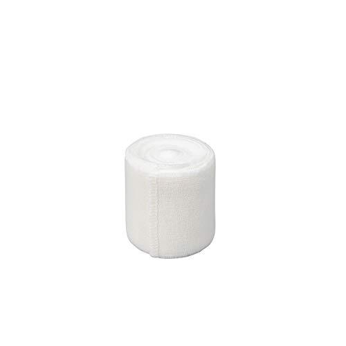 アルケア エラスコット 包帯 綿100% 弾力性抜群 強い固定力 11621 2号 6巻