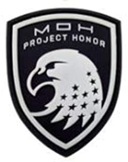 Medal of Honor MOH Warfighter Tactical Spirit Outdoor Sports Waterproof Legion PVC Patch