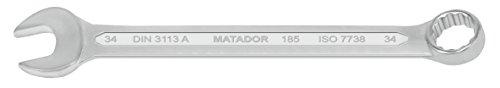 MATADOR Schraubwerkzeuge 0185 0340 Ringmaulschlüssel, 34 mm