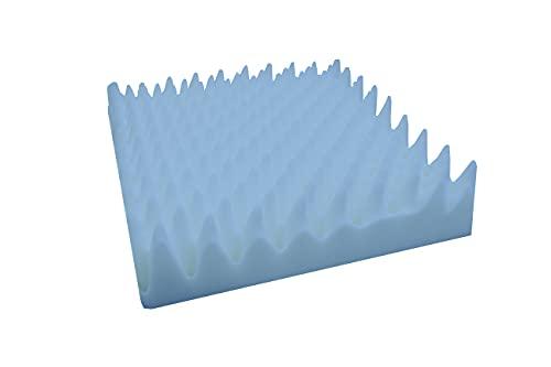 Rehabilitation Advantage Convoluted Foam Cushion (4 x 18 x 18)