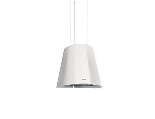 Hotte decorative ilot Elica PRF0071972 - Hotte aspirante Lustre - largeur 50 cm - Débit d'air maximum (en m3/h) : 603 - Niveau sonore Décibel mini. / maxi. (en dBA) : 47 / 67