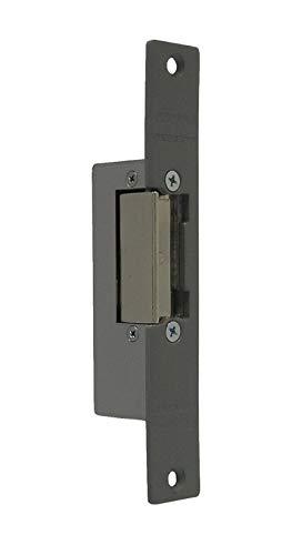 Dorcas 30003 A/S - Abrepuertas universal A placa S gris