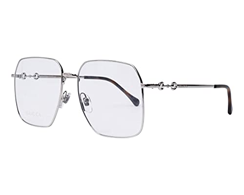 Gucci Gafas de Vista GG0952O Silver 57/17/145 unisex