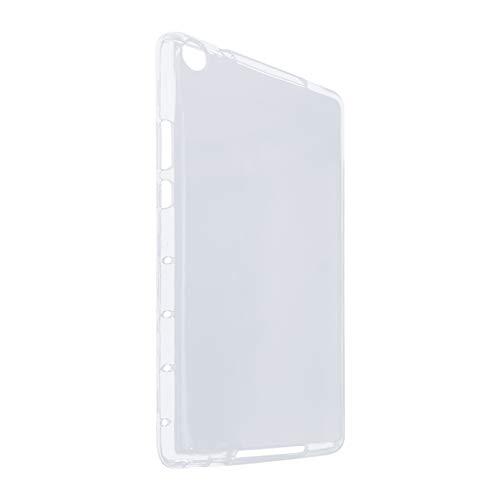Yudesun Hülle für Huawei MediaPad M5 Lite 8 Zoll Tablet - Silikon Weich Skin TPU Stoßfest Schützend Abdeckung