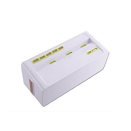 電源タップコード収納ボックスコンセントボード電気ソケットケースオーガナイザー