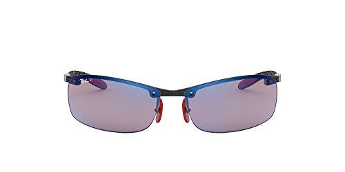 óculos de sol Ray Ban mod rb8305m f005/h0 Scuderia Ferrari Collection