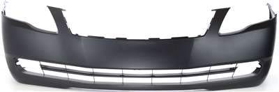 Evan-Fischer Front Bumper Cover Compatible with 2005-2007 Toyota Avalon Primed (Limited Model) (XL Model 06-07) with Fog Light Holes