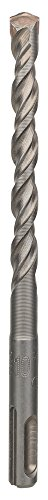 Bosch Professional 2608831025' SDS Plus-3' Hammer Drill Bit, Grey, 10 x 100 x 160 mm