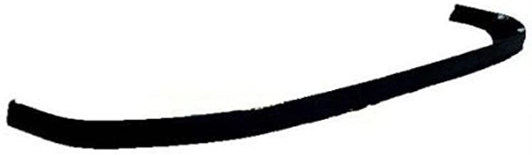 Replacement CH1000160 Front-Upper Bumper Cover for 94-01 Dodge Pickup Ram 1500, 94-02 Pickup Ram 2500 3500 Old Body Style (Not for 99-02 with Sport Package), with Clips, Snaps to Steel Directly, Textured, Plastic