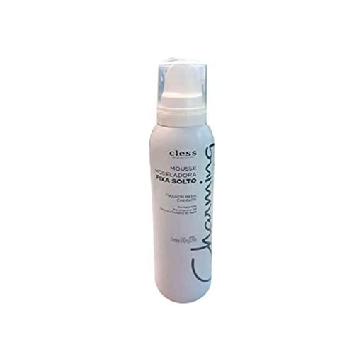 Mousse Fixadora 140 ml Normal Unit, CHARMING