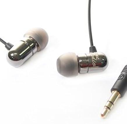 eme audio ダイナミック型イヤホン D-200R PBT ブラック