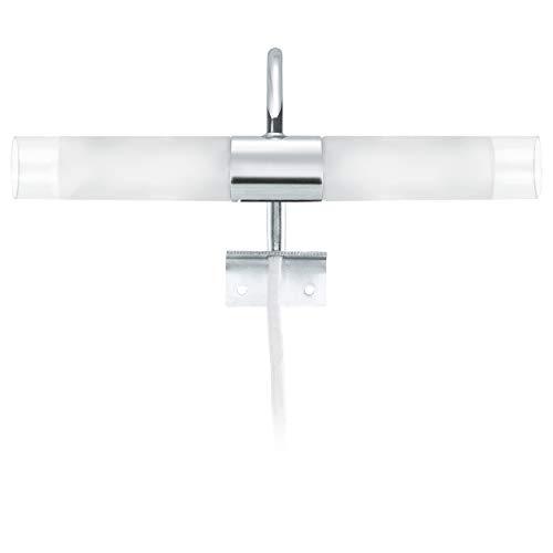EGLO Granada Lámpara para espejo, chrom