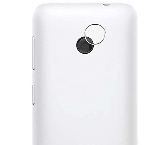 Vaxson 2 Stück Kamera Schutzfolie, kompatibel mit NOKIA Lumia 530, Kameraobjektiv TPU Folie [nicht Panzerglas Bildschirmschutzfolie/Hülle Hülle ]