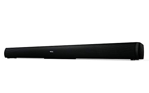 TCL Alto 5 2.0 Channel Home Theater Sound Bar - Ts5000, 32', Black