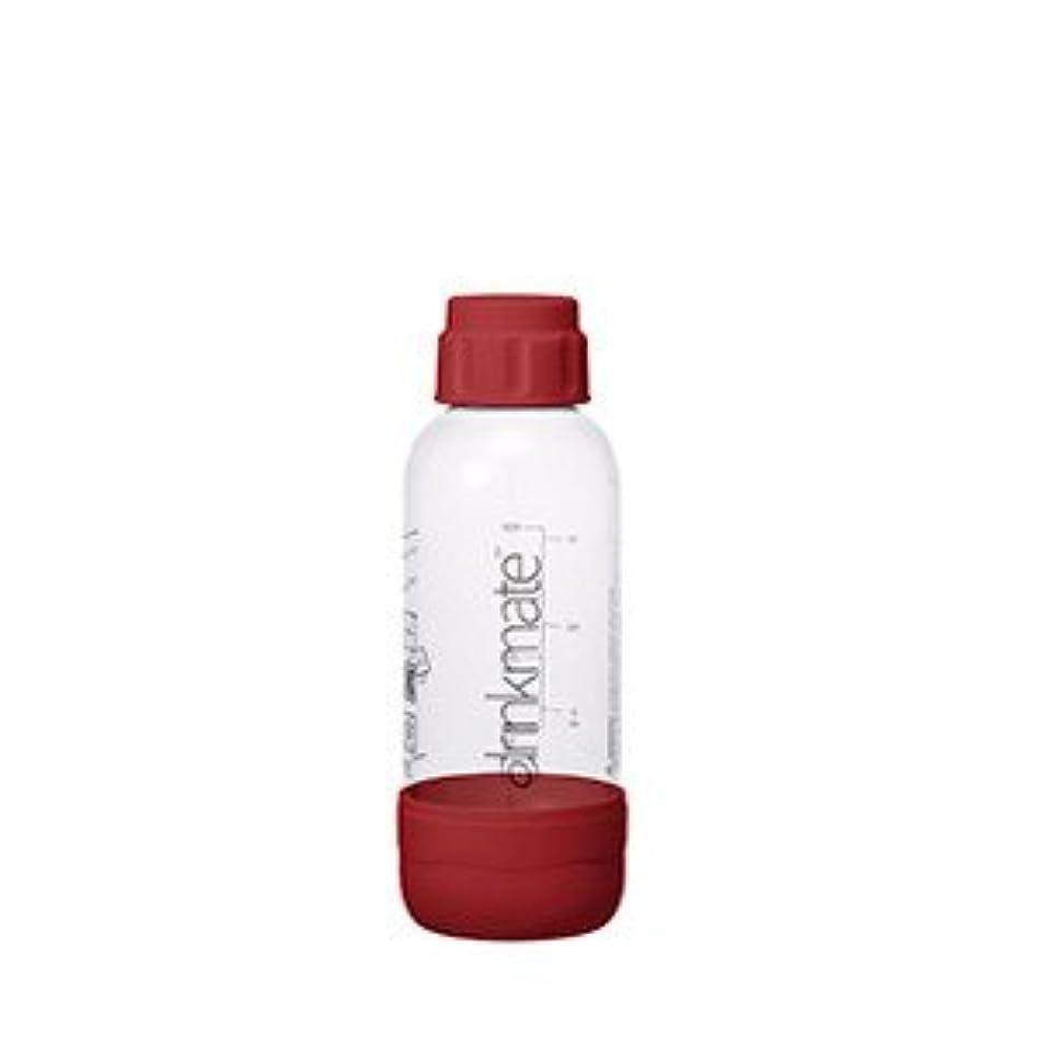 増幅器ニッケル反動ドリンクメイト専用ボトルSサイズ(レッド)