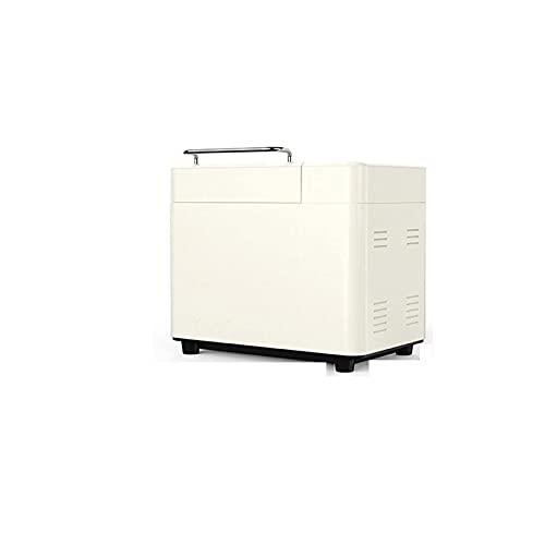 YAYA2021-SHOP Máquina para Hacer Pan Máquinas de Pan eléctricas para Pan casero con retención de Calor y función de Tiempo, folleto de Receta Incluido Panificadora Máquina