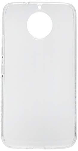 Husky, Capa para Motorola G5S Plus em TPU, Transparente