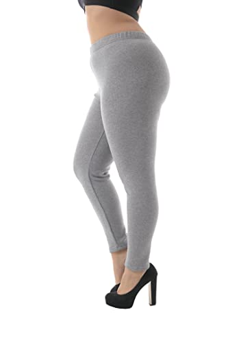ZERDOCEAN Women's Plus Size 100% Cotton Fleece...