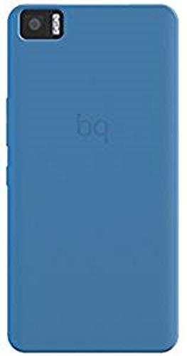 BQ E000597 Aquaris M5 Hülle Candy blau