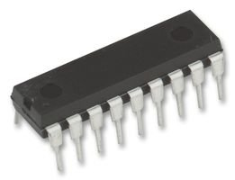 Best Price Square 8BIT Expander, I/O, SPI I/F, DIP18 MCP23S08-E/P by Microchip