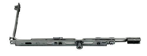Roto Eckumlenkung 1017 mit 1x Pilzkopf Schließzapfen, 240x100mm incl. SN-TEC Montagematerial