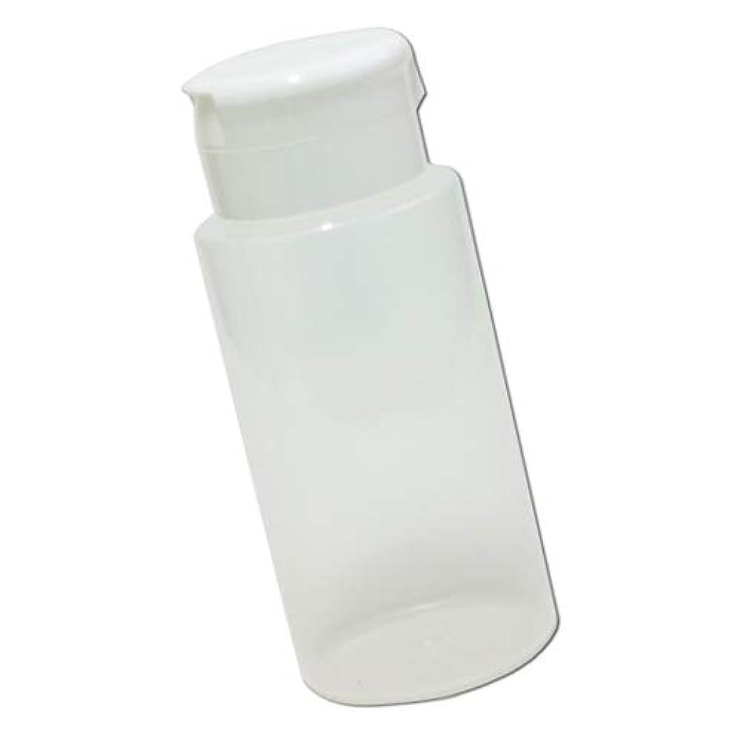 スパイ苦しめる別にワンタッチキャップ詰め替え容器370ml│業務用ローションやうがい薬、液体石鹸、調味料、化粧品の小分けに詰め替えボトル