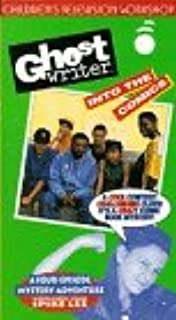 Ghostwriter: Into the Comics VHS