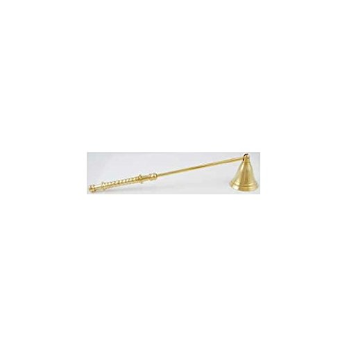 1 X Brass Candle Snuffer