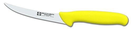 EICKER Ausbeinmesser gebogen Semiflexibel (15cm)