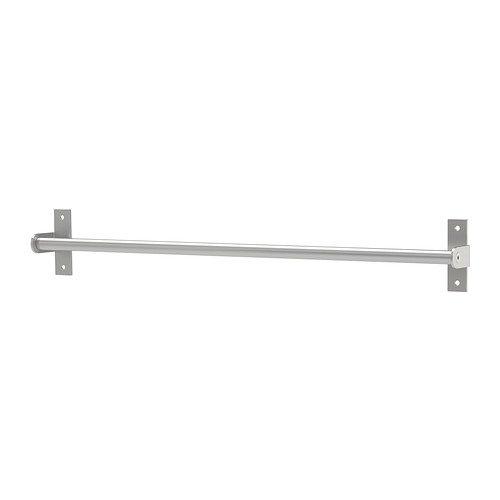 IKEA(イケア) GRUNDTAL 59 cm 70202090 レール、ステンレススチール