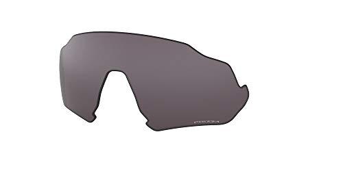 Oakley RL-Flight-Jacket-7 Lentes de reemplazo para gafas de sol, Multicolor, 55 Unisex Adulto